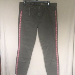 Brand new! J. Crew toothpick ankle pants size 32